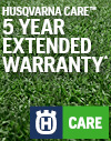 5 Year Extended Warranty – find out more